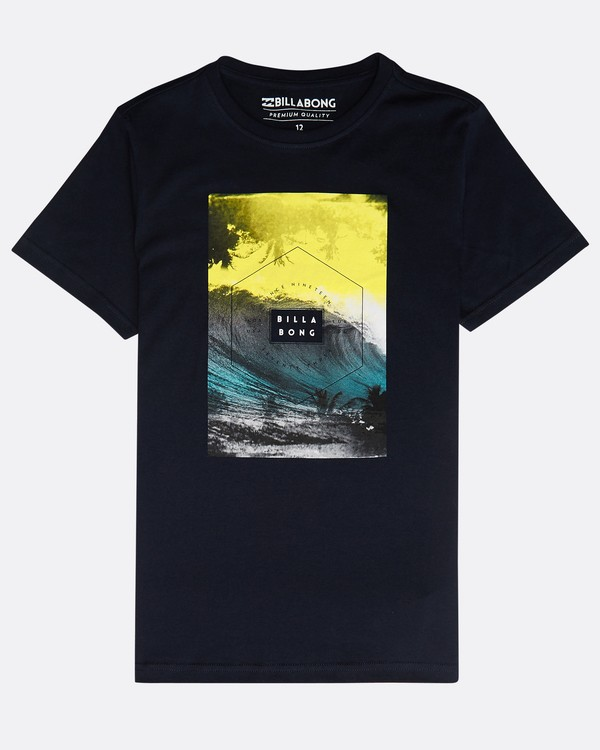 0 Section Tee Ss Boy Blau N2SS03BIP9 Billabong