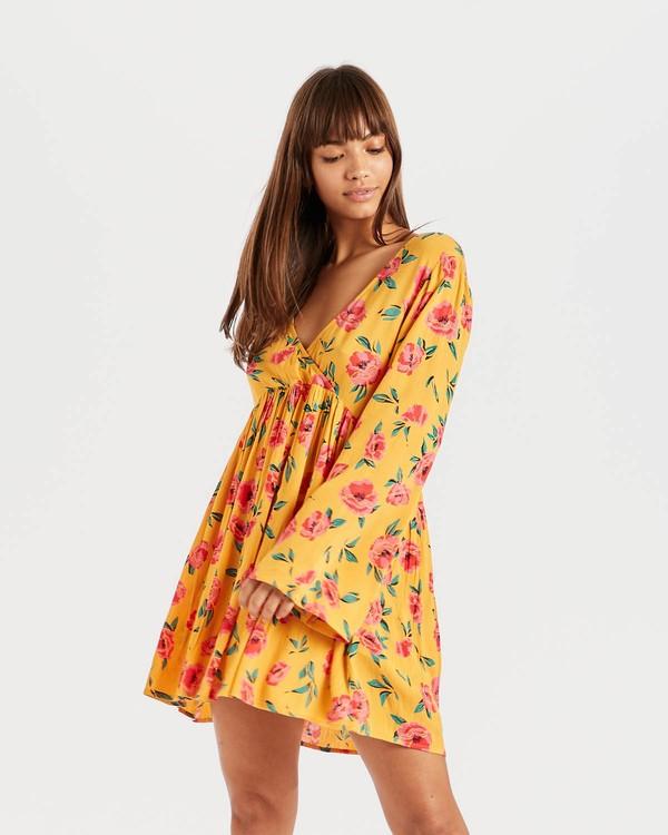 0 Take Today Dress Argent N3DR04BIP9 Billabong