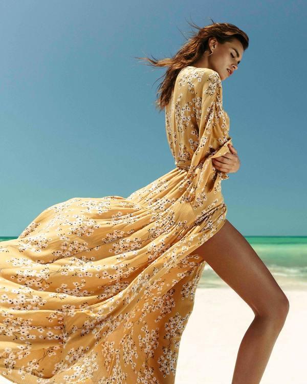 0 My Favorite Dress Gelb N3DR07BIP9 Billabong