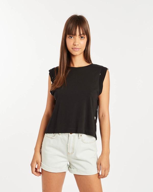 0 Karma Shirt Negro N3KT04BIP9 Billabong