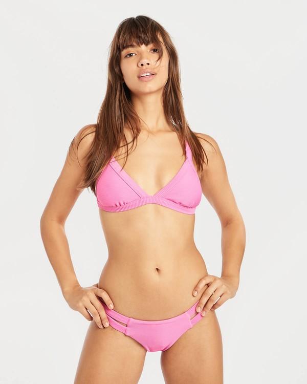 0 Tanlines Isla Bikini Bottoms Rosa N3SB41BIP9 Billabong