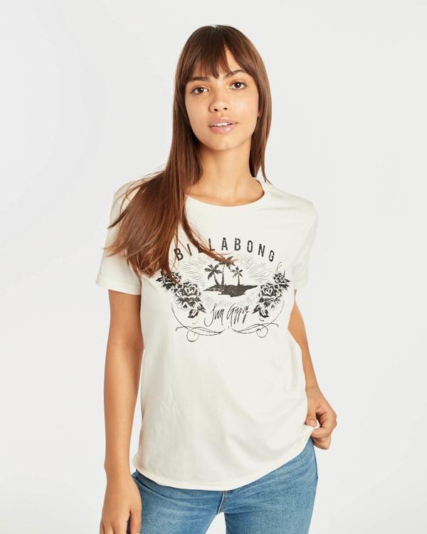 0 First T-Shirt Beige N3SS05BIP9 Billabong