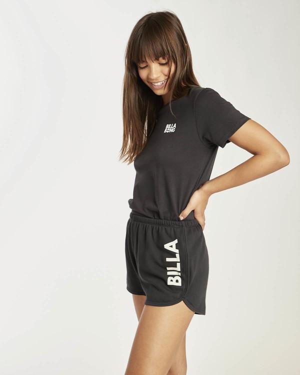 0 Legacy Sporty Shorts Noir N3WK01BIP9 Billabong