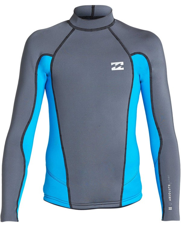 0 2/2 Absolute Comp Jacket Grau N42B03BIP9 Billabong