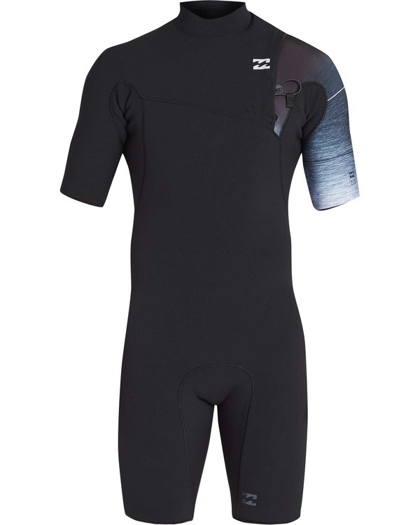 0 2/2 Comp Air GBS Chestzip Negro N42M03BIP9 Billabong