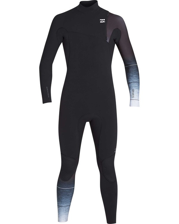 0 3/2 Comp Air Gbs Chestzip Schwarz N43M01BIP9 Billabong