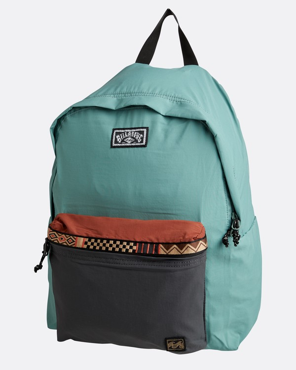 0 All Day  Pack Backpack Grün N5BP01BIP9 Billabong