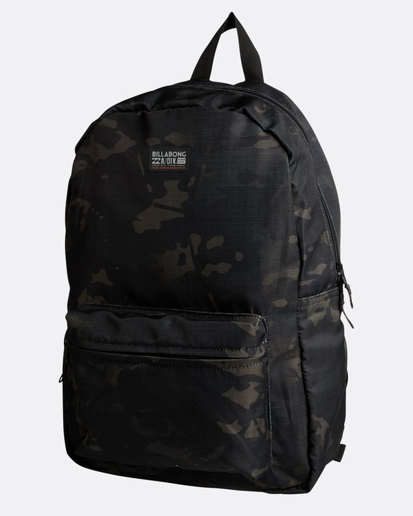 0 All Day Multicam Backpack Schwarz N5BP02BIP9 Billabong