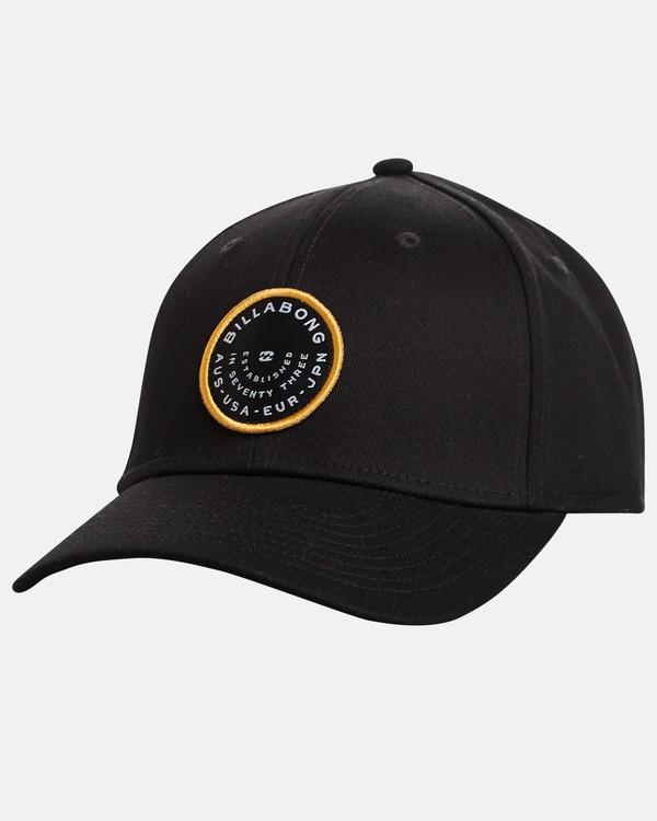0 Walled Stretch Hat Grey N5CF01BIP9 Billabong