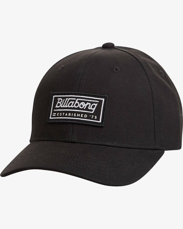 0 Walled Snapback  N5CM02BIP9 Billabong
