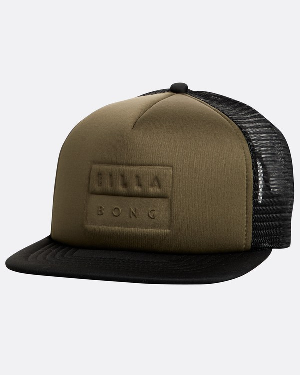 0 Die Cut Trucker Hat  N5CT01BIP9 Billabong