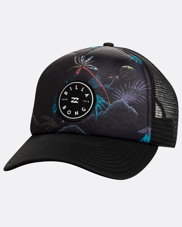0 Scope Trucker Negro N5CT02BIP9 Billabong