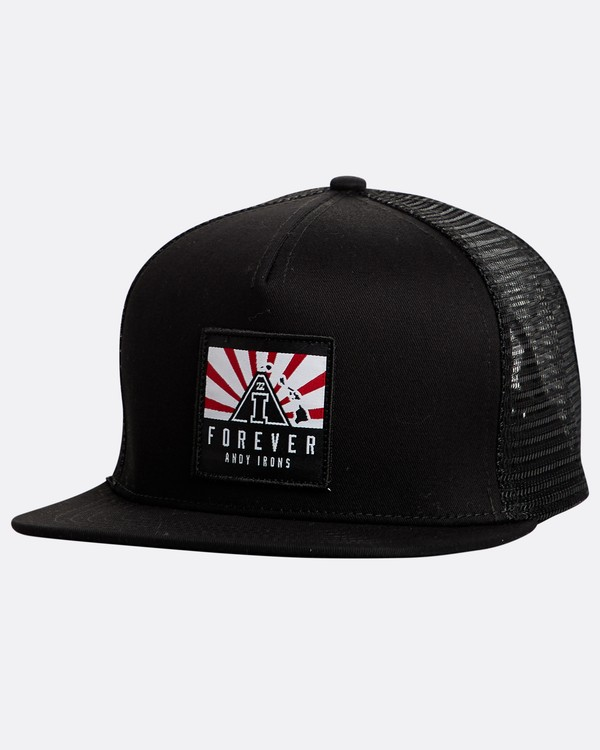 0 Ai Forever Trucker Negro N5CT08BIP9 Billabong