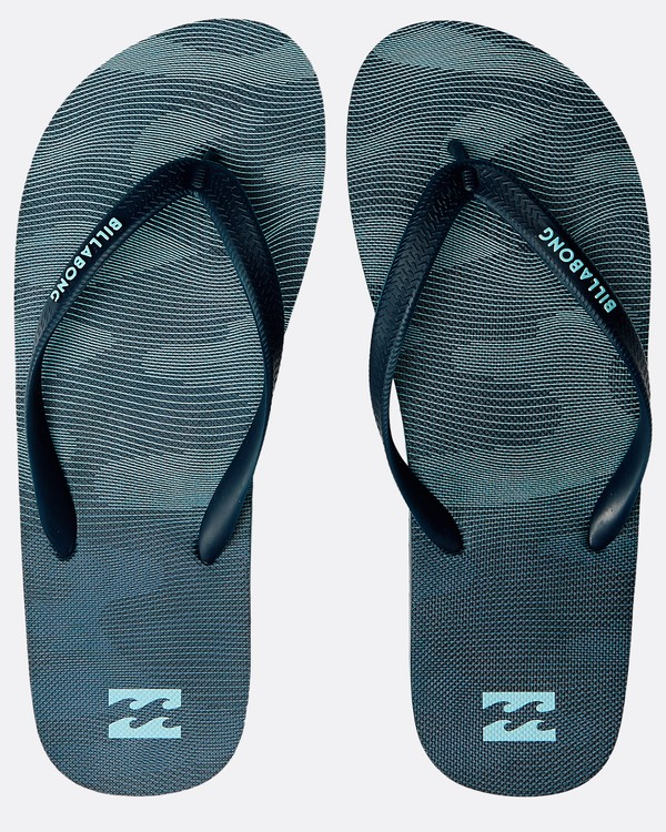 0 Tides Resistance Sandals Grün N5FF06BIP9 Billabong