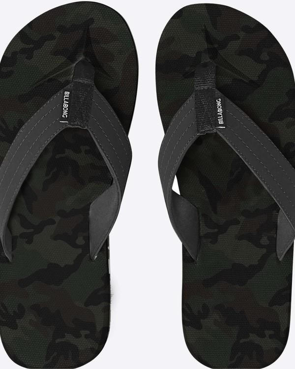 0 All Day Theme Sandals Gemustert N5FF07BIP9 Billabong
