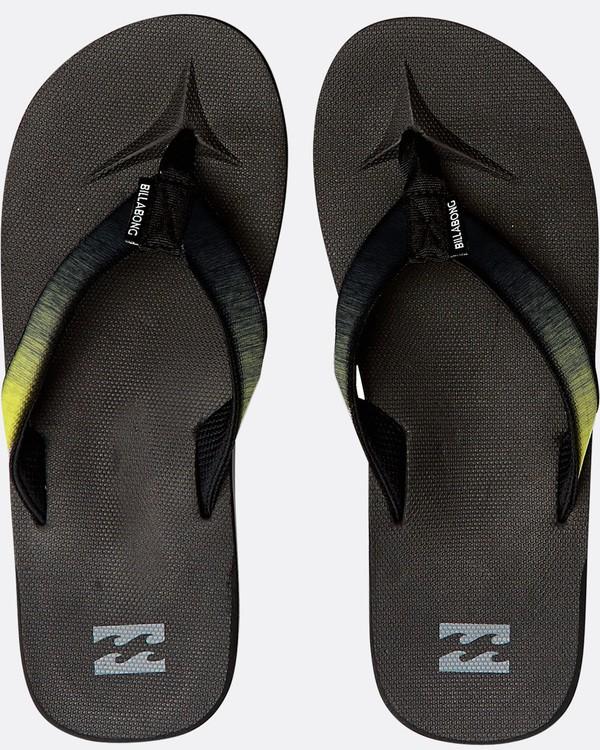 0 All Day Woven Sandals Yellow N5FF08BIP9 Billabong