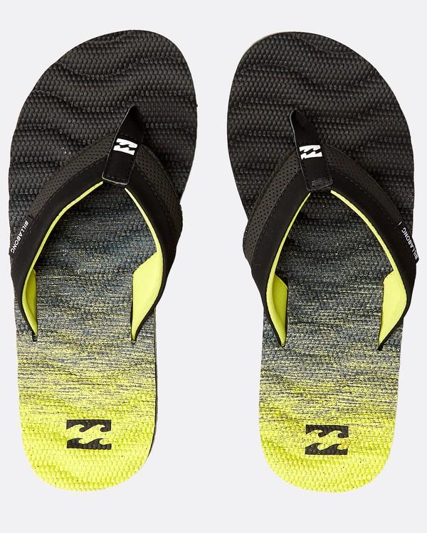 0 Dunes Fluid Sandals Gelb N5FF09BIP9 Billabong