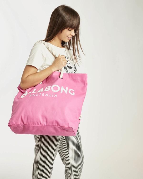 0 Essential Bag Rosa N9BG16BIP9 Billabong