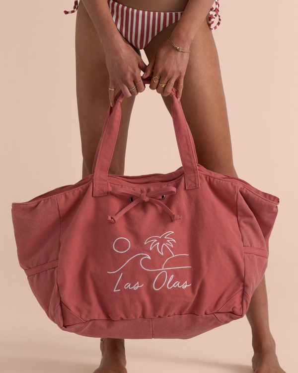 0 Las Olas Bag Rouge N9BG18BIP9 Billabong