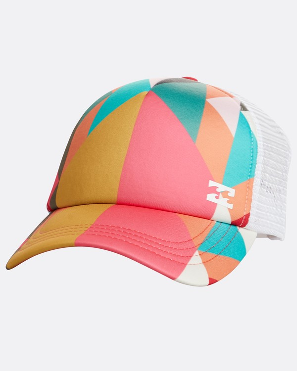 0 Tropicap Trucket Hat  N9CT04BIP9 Billabong
