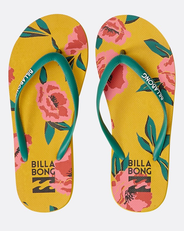 0 Dama Sandals Plateado N9FF01BIP9 Billabong