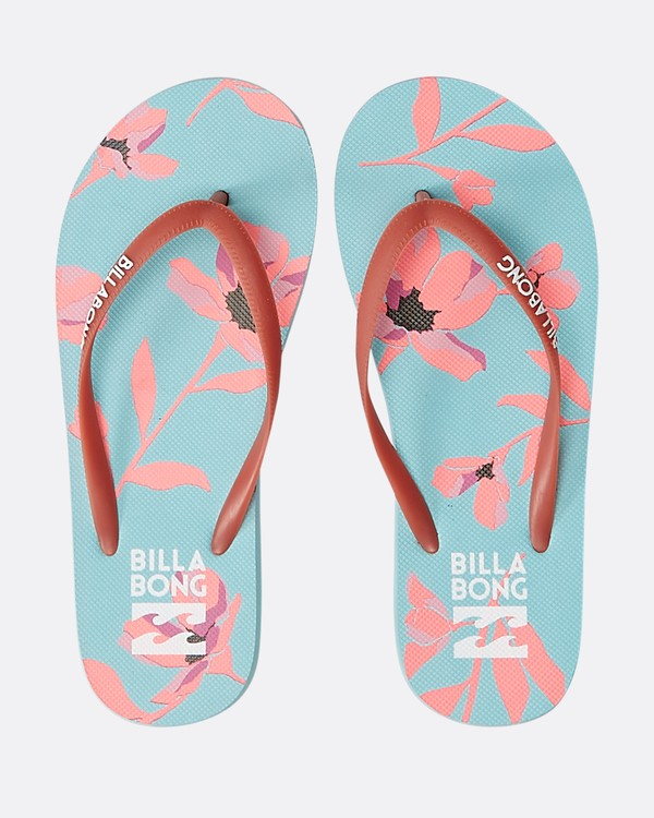 0 Dama Sandals Blue N9FF01BIP9 Billabong