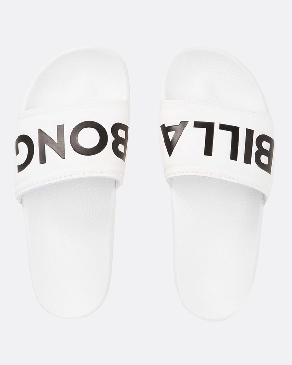 0 Legacy Sandals White N9FF08BIP9 Billabong