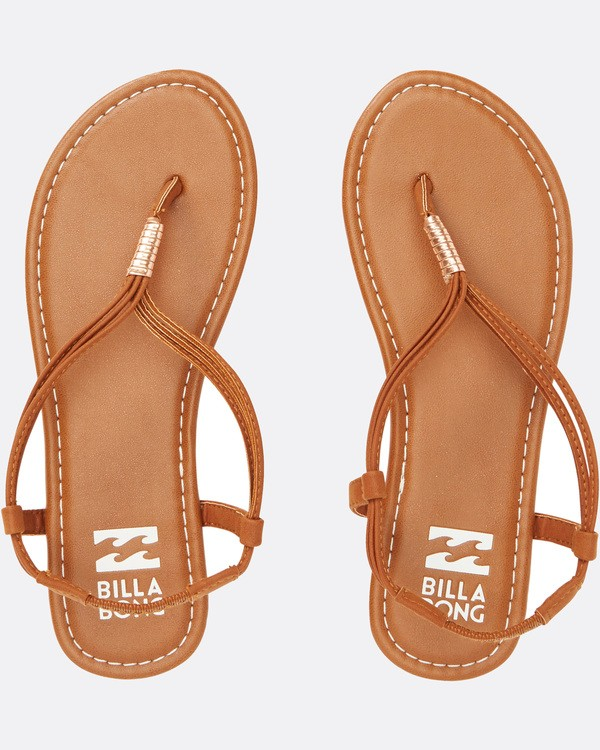 0 Strand Walk Sandals Beige N9FF10BIP9 Billabong