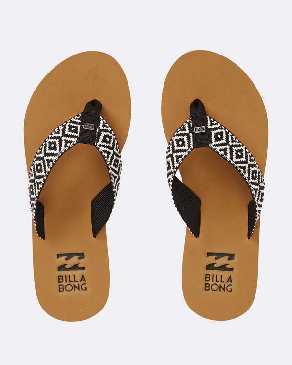 0 Baja Sandals Negro N9FF12BIP9 Billabong