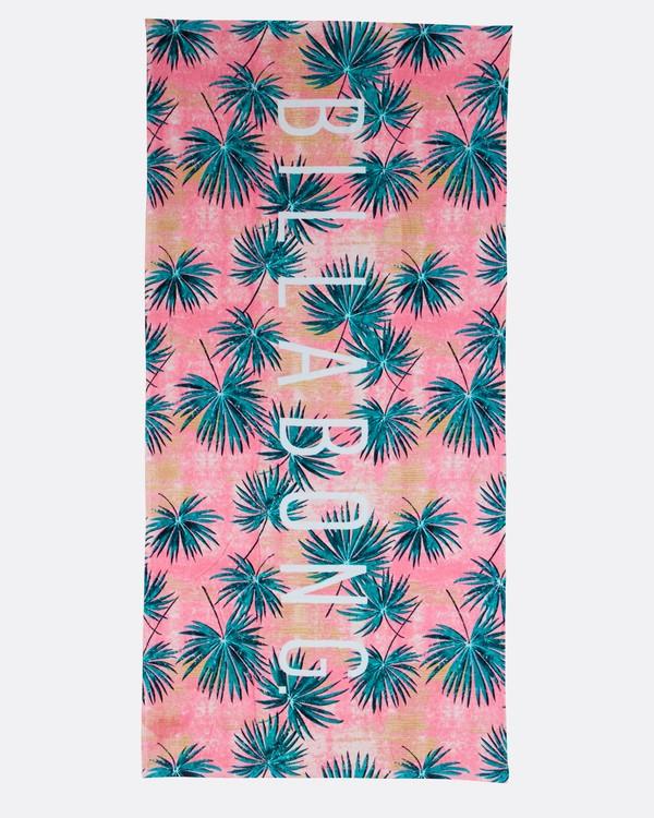 0 Lie Down Towel Pink N9TO03BIP9 Billabong