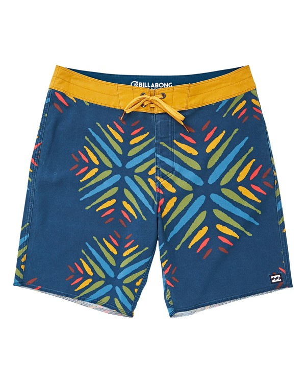 "0 Sundays Pro 19"" Boardshorts Violett P1BS07BIS9 Billabong"