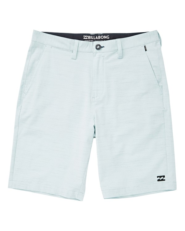 0 Crossfire X Slub Submersibles Shorts Green P1WK01BIS9 Billabong