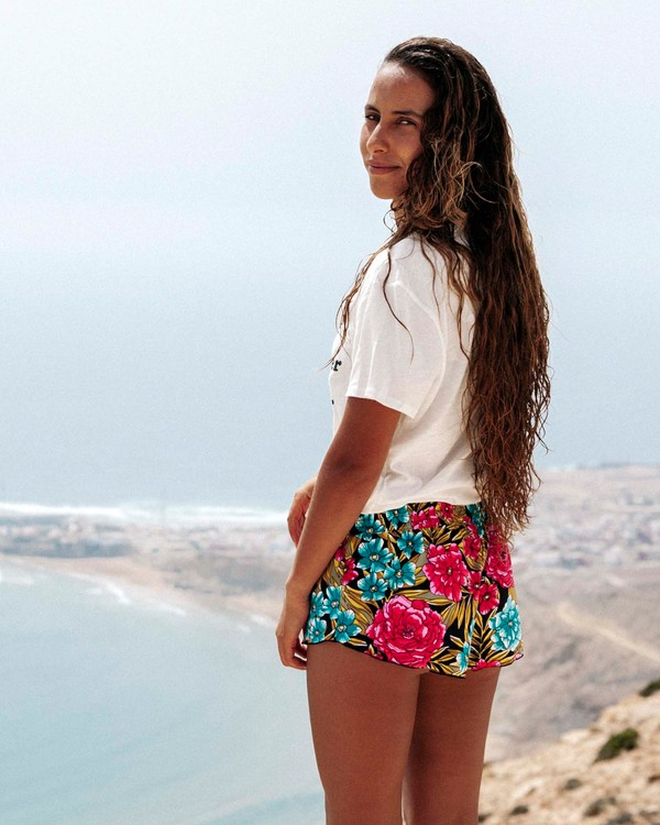 0 Above Love Volley Boardshorts  P3BS01BIS9 Billabong