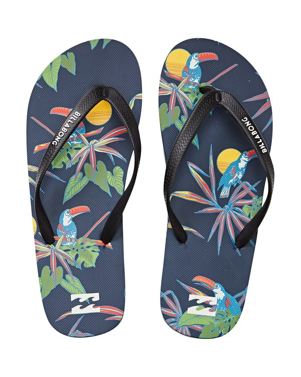 0 Tides Sandals Blau P5FF01BIS9 Billabong