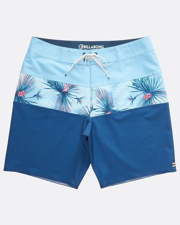 0 Tribong Pro - Boardshorts für Männer Blau Q1BS04BIF9 Billabong