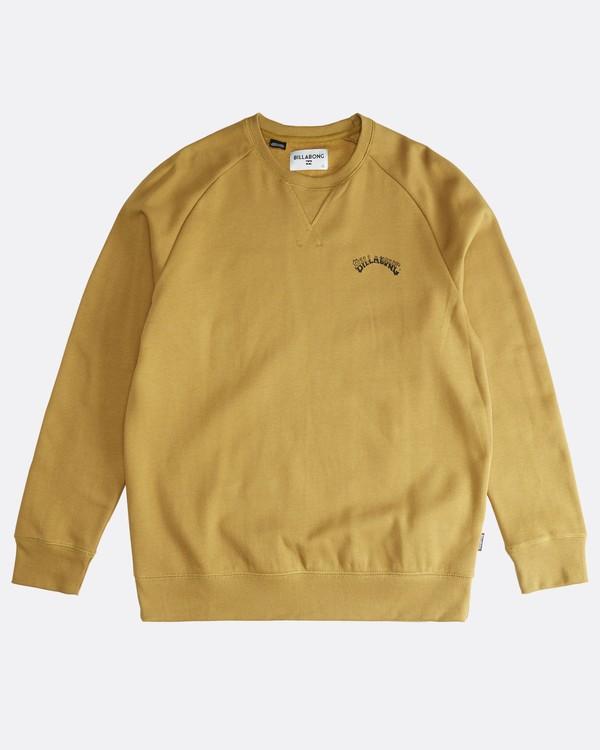 0 Iconic - Jersey de Cuello Redondo para Hombre  Q1CR06BIF9 Billabong