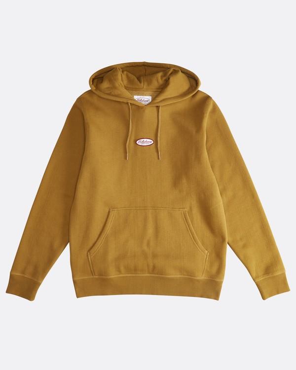 0 97 - Fleece Pullover für Männer Braun Q1FL09BIF9 Billabong