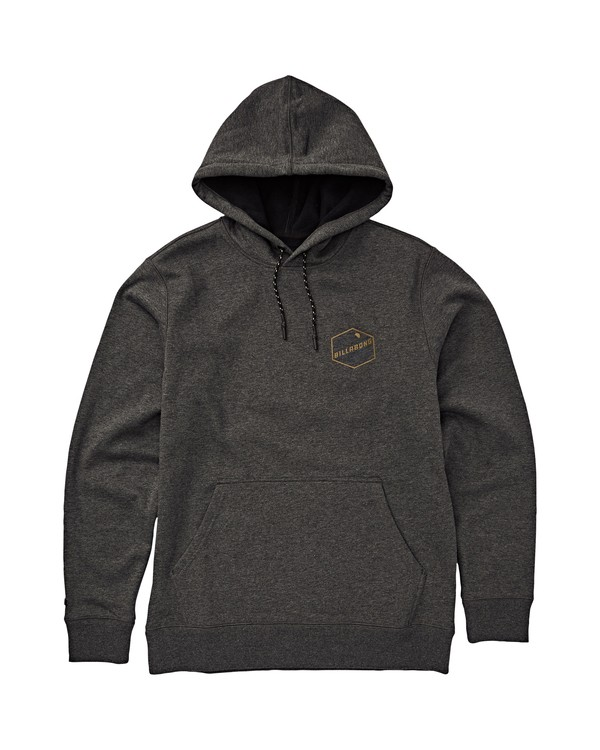 0 Shoreline - Pullover für Männer Grau Q1FL36BIF9 Billabong