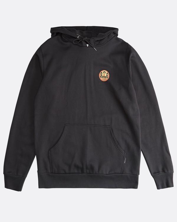 0 Trifecta - Pullover für Männer Schwarz Q1HO09BIF9 Billabong