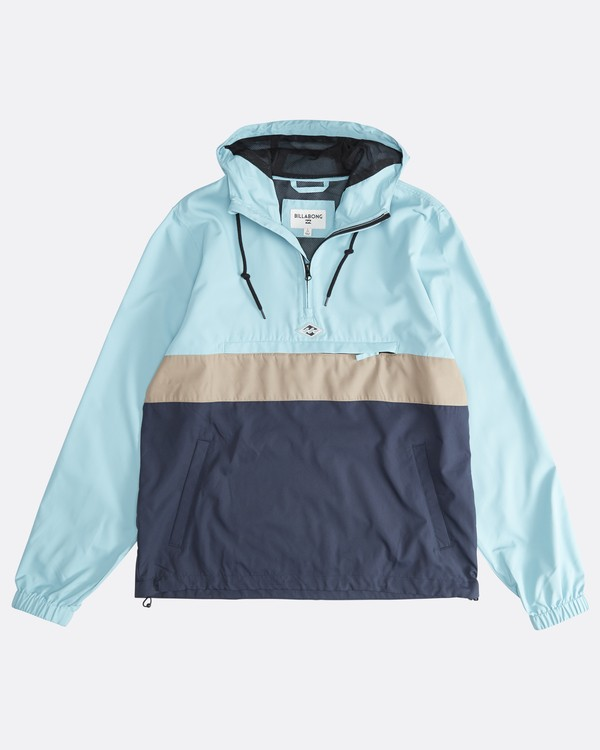 0 Wind Swell - Anorak Jacket for Men  Q1JK01BIF9 Billabong