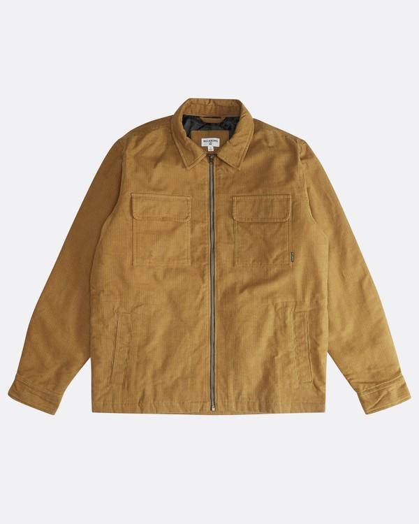 0 Barlow - Zip Jacket for Men  Q1JK10BIF9 Billabong