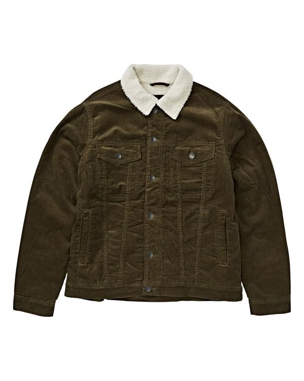 0 Barlow - Trucker Jacket for Men  Q1JK30BIF9 Billabong