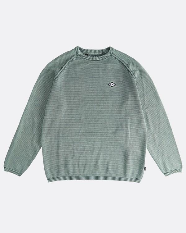 0 Wave Washed - Sweatshirt für Männer Gemustert Q1JP02BIF9 Billabong