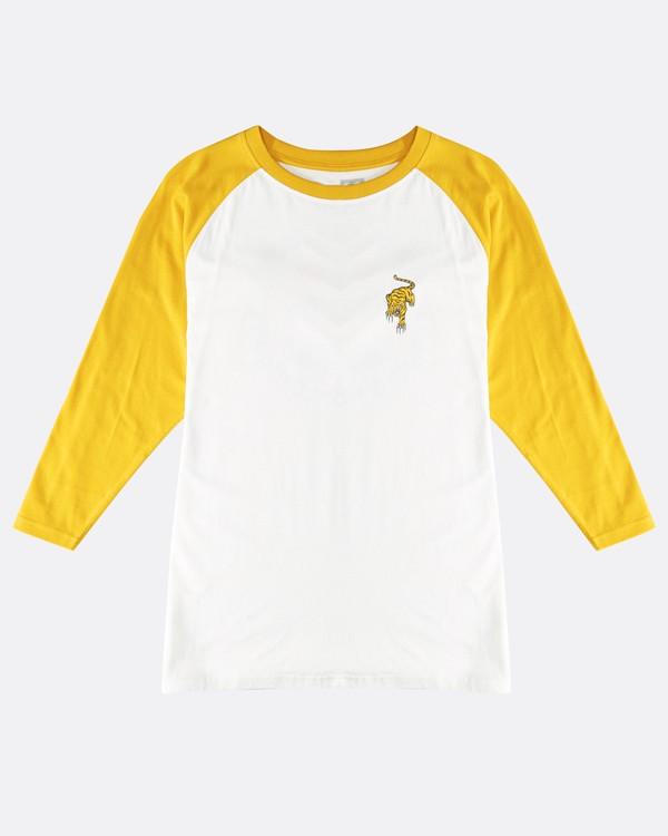 0 Bengal - Camiseta de Manga Larga para Hombre  Q1LS04BIF9 Billabong