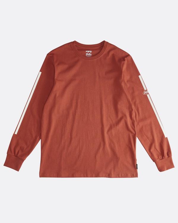 0 97ripes - Camiseta de Manga Larga 97 Stripes para Hombre  Q1LS15BIF9 Billabong