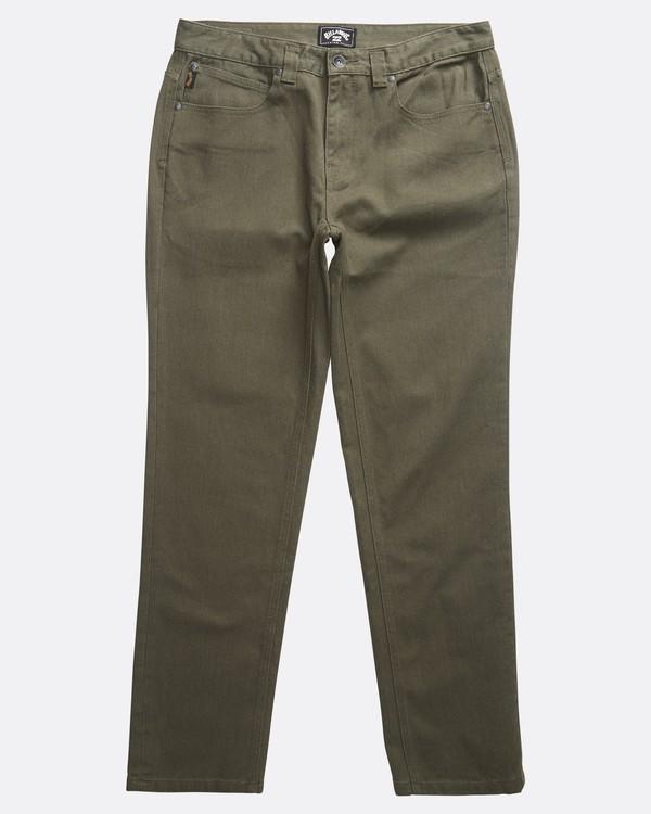 0 Fifty - Jeans Hose für Männer  Q1PN01BIF9 Billabong