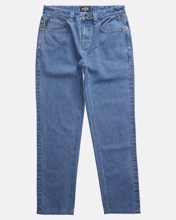 0 Fifty - Jeans Hose für Männer Blau Q1PN01BIF9 Billabong