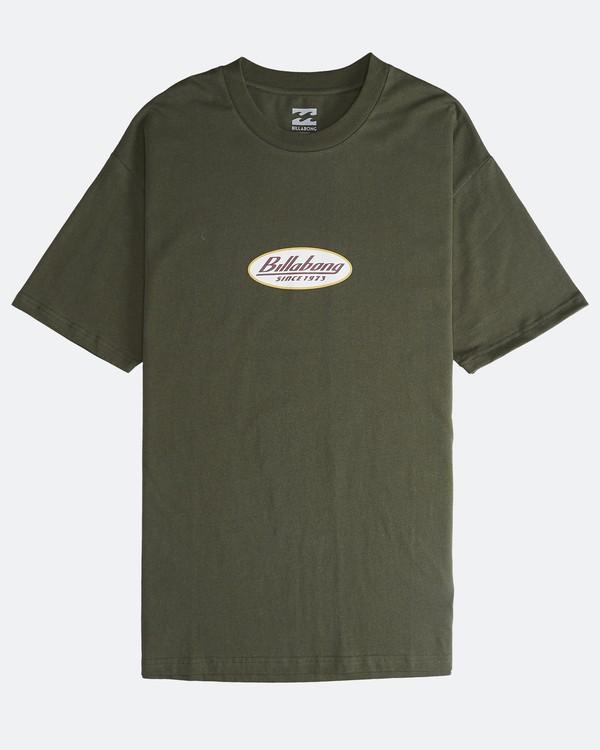 0 97 - T-Shirt für Männer Gemustert Q1SS11BIF9 Billabong