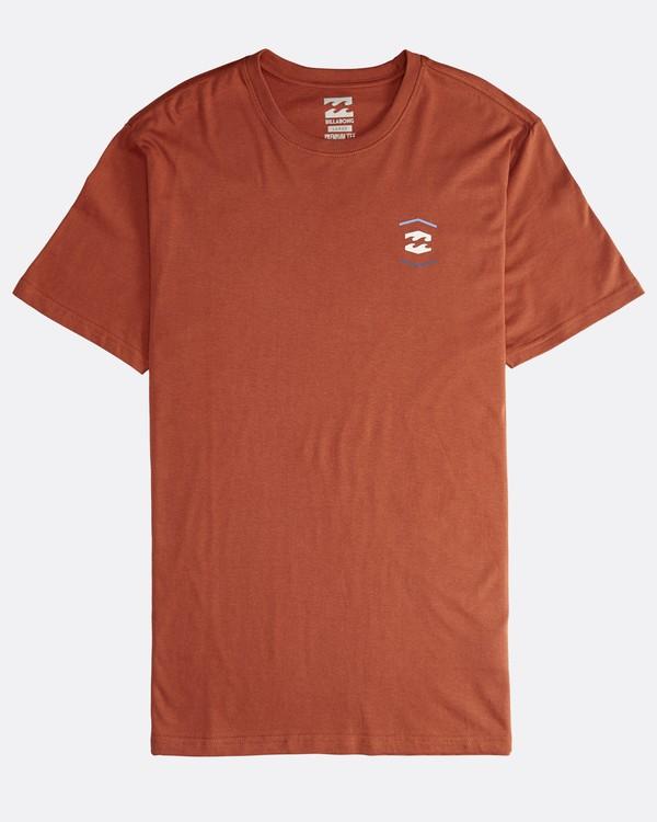 0 Vista - T-Shirt für Männer  Q1SS19BIF9 Billabong