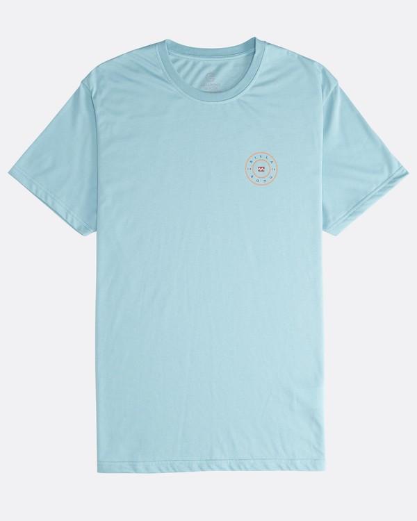 0 Starkweather - Camiseta de Manga Corta para Hombre  Q1SS21BIF9 Billabong